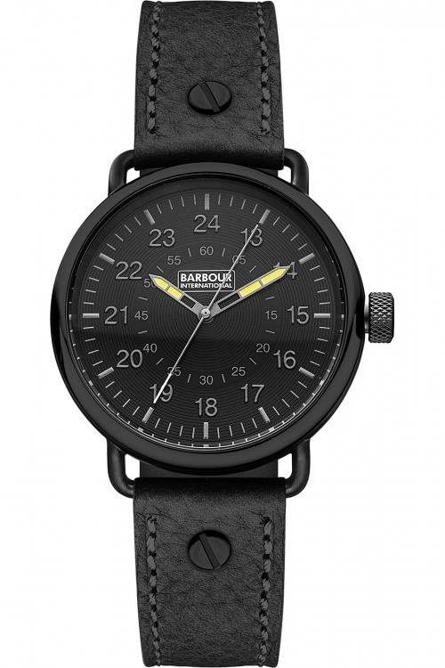 Mens Barbour International Fowler Watch BB022BKBK