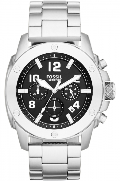 Mens Fossil Modern Machine Chronograph Watch FS4926