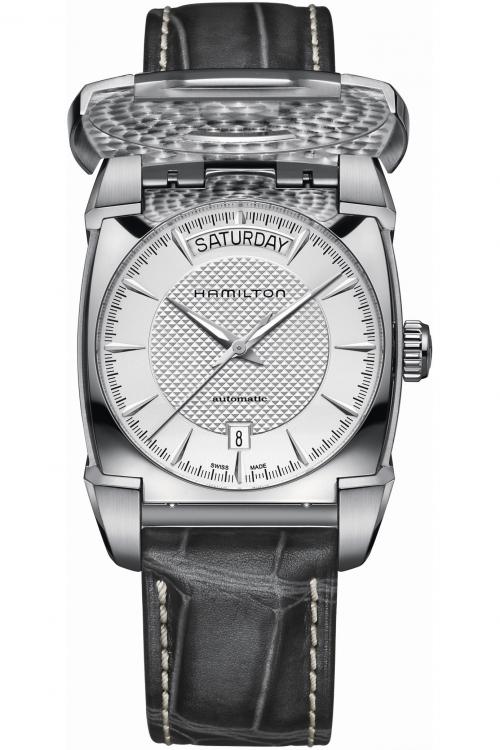 Mens Hamilton Flintridge Automatic Watch H15515851