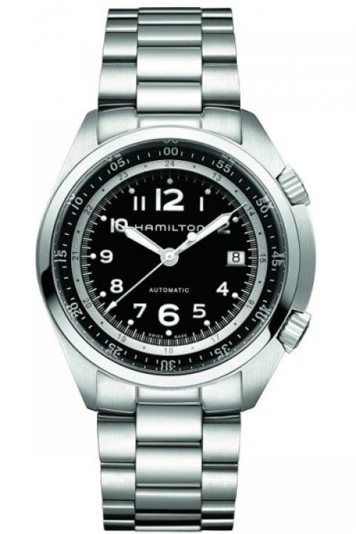 Mens Hamilton Khaki Pilot Pioneer Watch H76455133