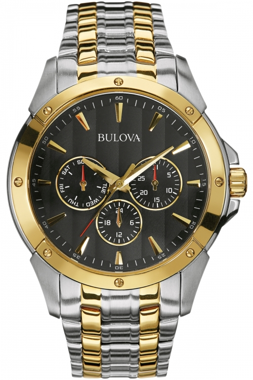Mens Bulova Sports Watch 98C120