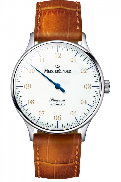 Mens Meistersinger Pangaea Automatic Watch PM901
