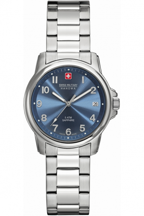 Ladies Swiss Military Hanowa Swiss Soldier Lady Prime Watch