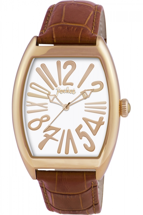 Mens Pocket-Watch Classique Tonneau Grande Watch PK3018