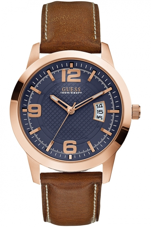 Mens Guess District Watch W0494G2