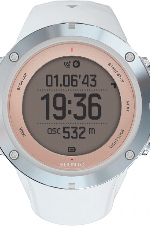 Ladies Suunto Ambit 3 HR Bluetooth GPS Chronograph Watch