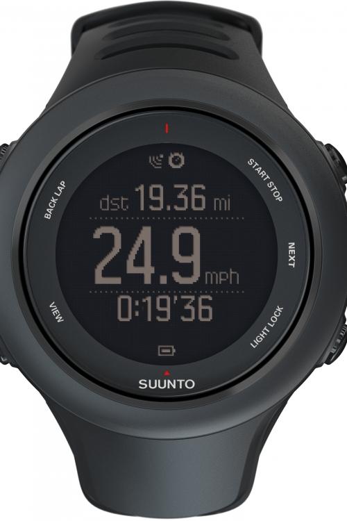 Mens Suunto Ambit 3 Bluetooth GPS Chronograph Watch SS020681000