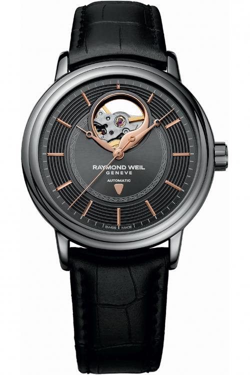 Mens Raymond Weil Maestro MILOS Special Edition Automatic Watch 2827-SL5-MILOS
