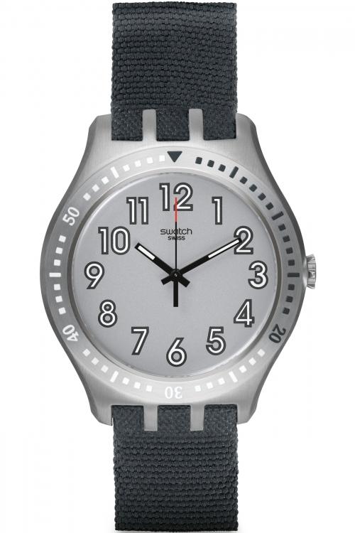 Mens Swatch Irony Big - Nummer 100 Watch YTS100