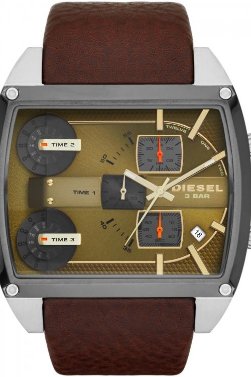 Mens Diesel Mothership Chronograph Watch DZ7327