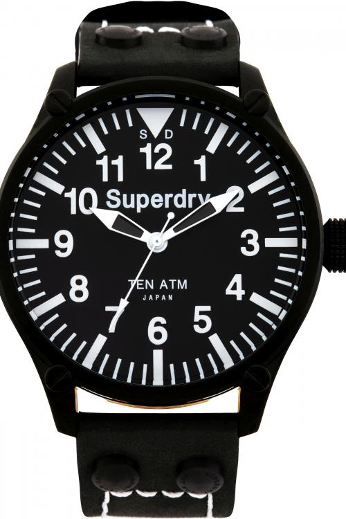 Mens Superdry Aviation Equipment Watch SYG151W