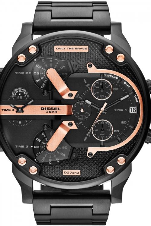 Mens Diesel Daddy 2.0 Chronograph Watch DZ7312