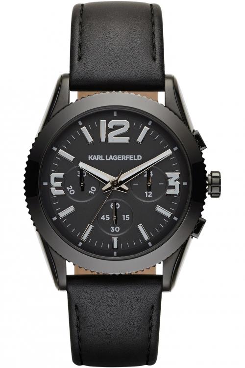 Mens Karl Lagerfeld Kurator Chronograph Watch KL2804
