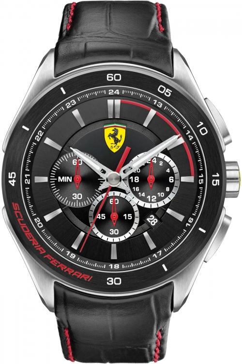Mens Scuderia Ferrari Gran Premio Chronograph Watch 830182