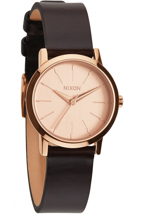 Ladies Nixon Kenzi Leather Watch
