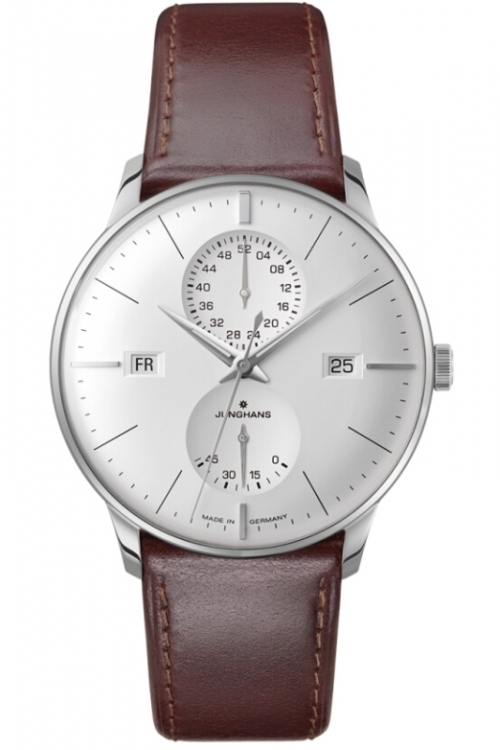 Mens Junghans Meister Agenda Automatic Watch 027/4364.01