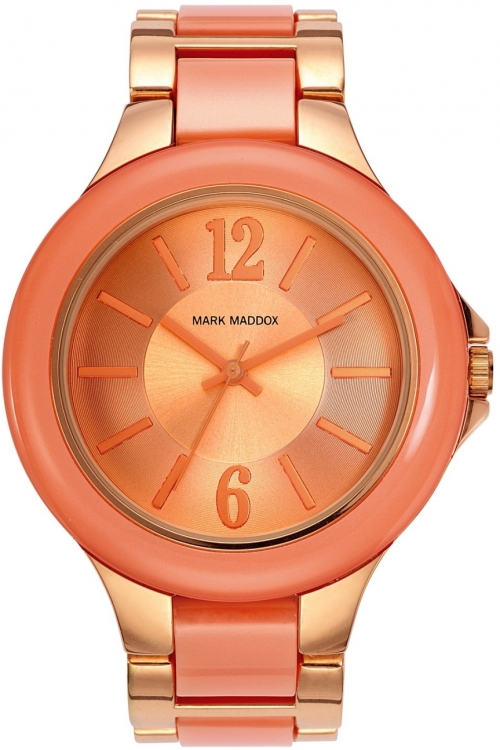 Ladies Mark Maddox Colour Time Watch
