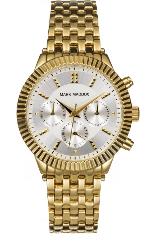 Ladies Mark Maddox Golden Chic Watch
