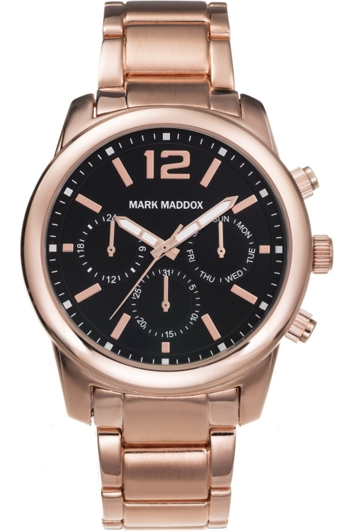 Ladies Mark Maddox Aviator Watch