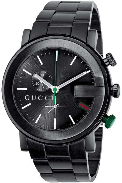 Mens Gucci G-Chrono Chronograph Watch YA101331