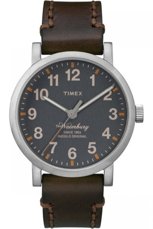 Mens Timex Waterbury Collection Watch TW2P58700