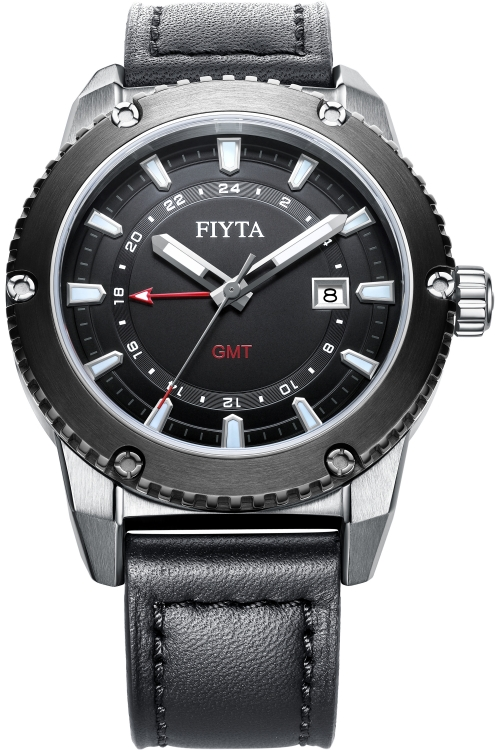 Mens Fiyta Extreme GMT Watch WG1012.WBB