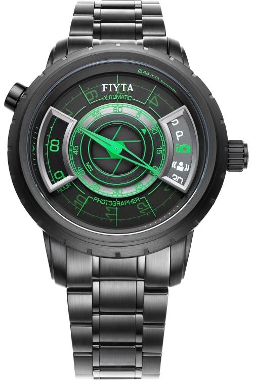 Mens Fiyta Photographer Limited Edition Automatic Watch GA8488.BBB
