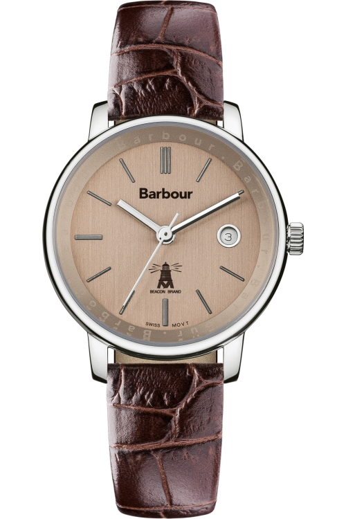 Mens Barbour Holywell Watch BB032SLBR