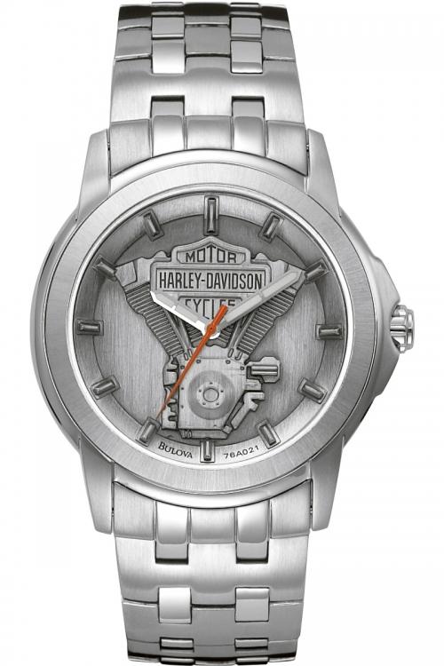 Mens Harley Davidson Watch 76A021