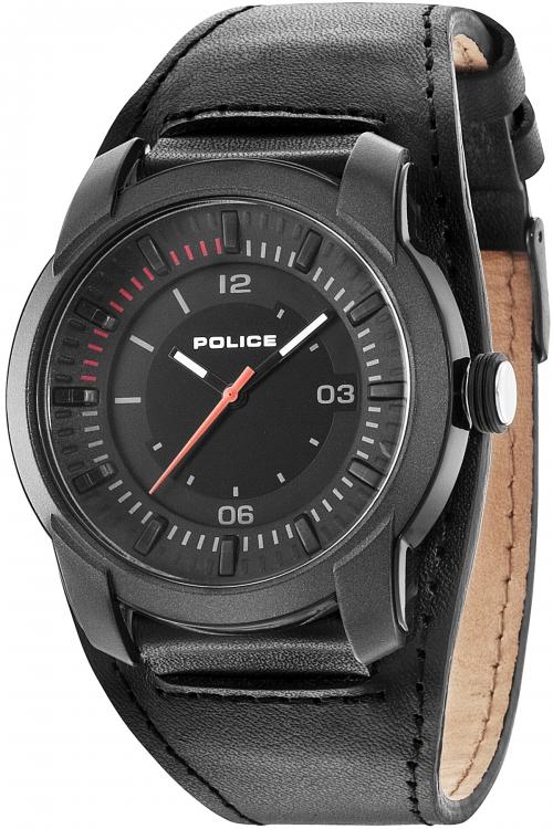 Mens Police Apollo Cuff Watch 14438JPGYB/02