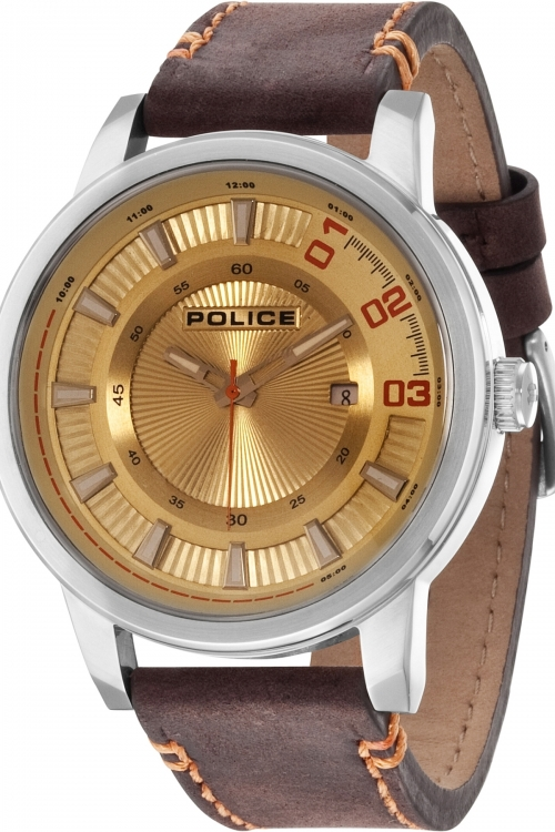 Mens Police Sunset Watch 14375JS/07