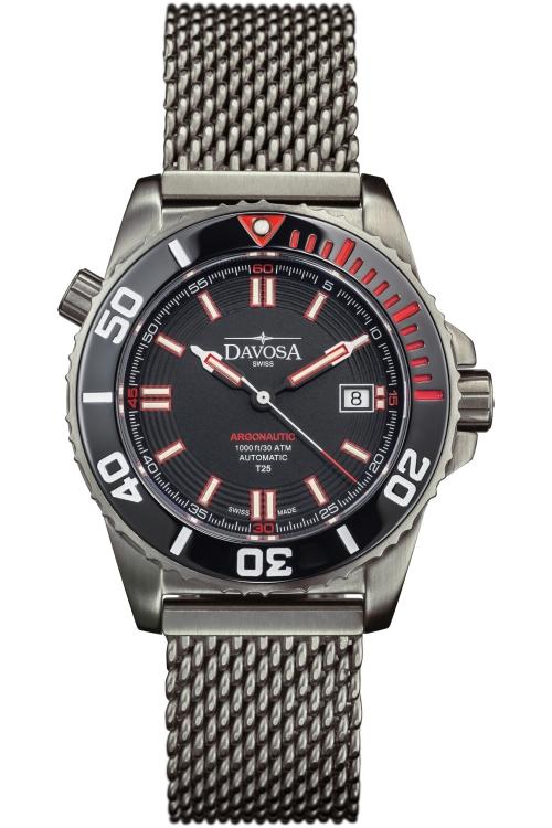 Mens Davosa Argonautic Lumis Diver Automatic Watch 16152160
