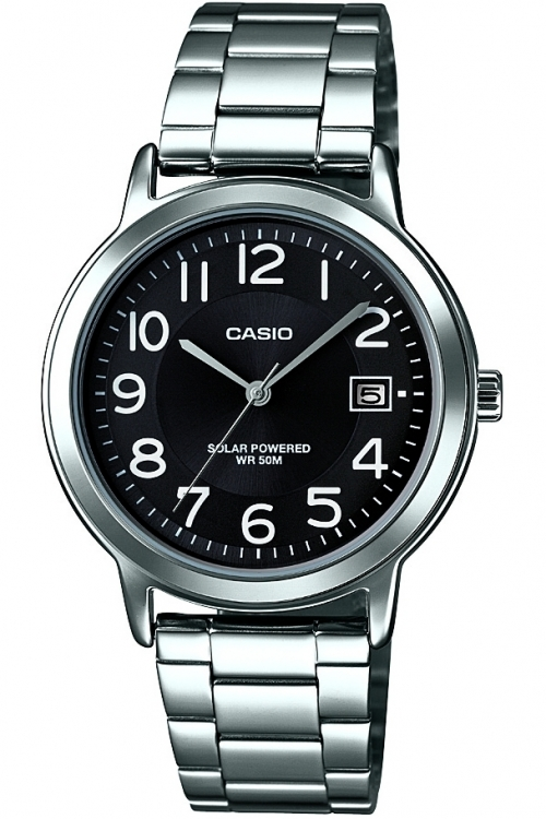 Mens Casio Classic Solar Powered Watch MTP-S100PD-1BVER