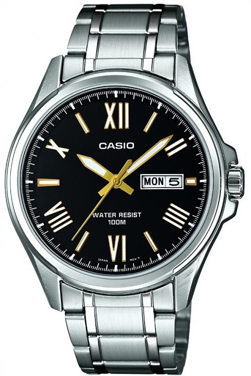 Mens Casio Classic Watch MTP-1377D-1AVEF