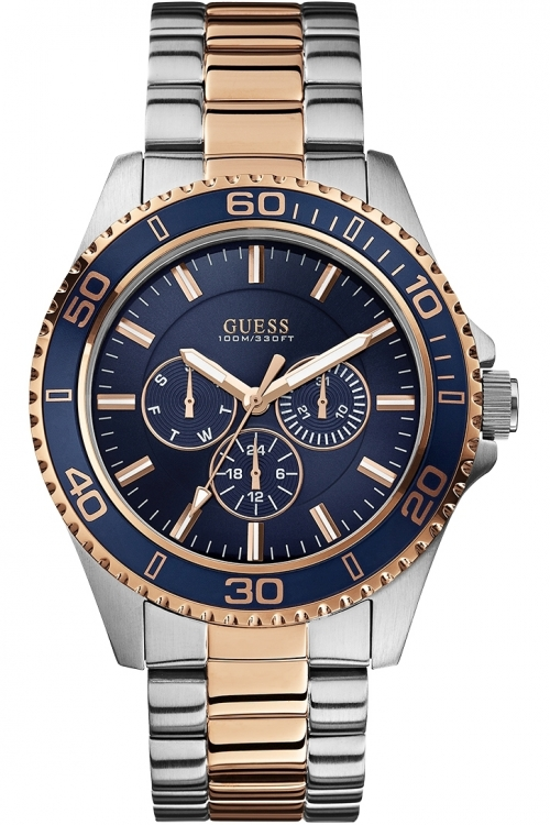 Mens Guess Chaser Watch W0172G3