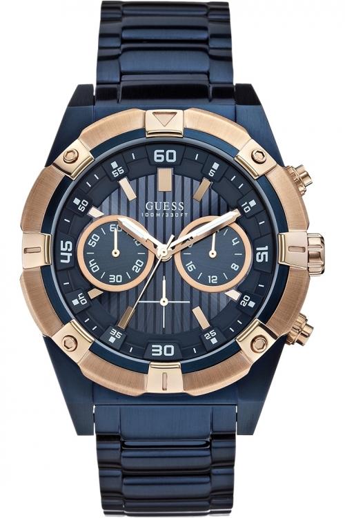 Mens Guess Jolt Chronograph Watch W0377G4