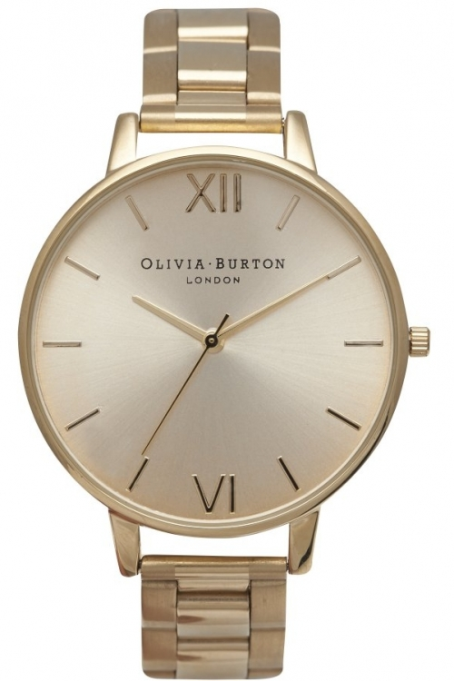 Ladies Olivia Burton Big Dial Bracelets Watch