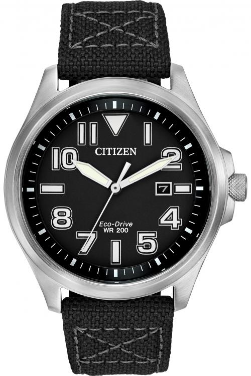 Mens Citizen Sports Eco-Drive Watch AW1410-08E