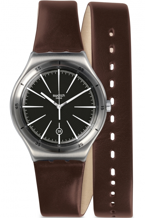 Mens Swatch Irony Big - Doppiogiro Watch YWS409