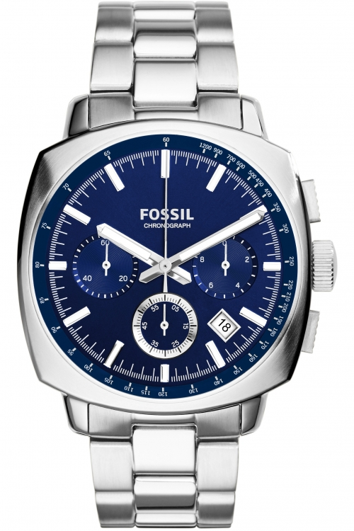 Mens Fossil Haywood Chronograph Watch CH2983