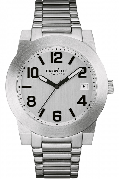 Mens Caravelle New York Sport Watch 43B142