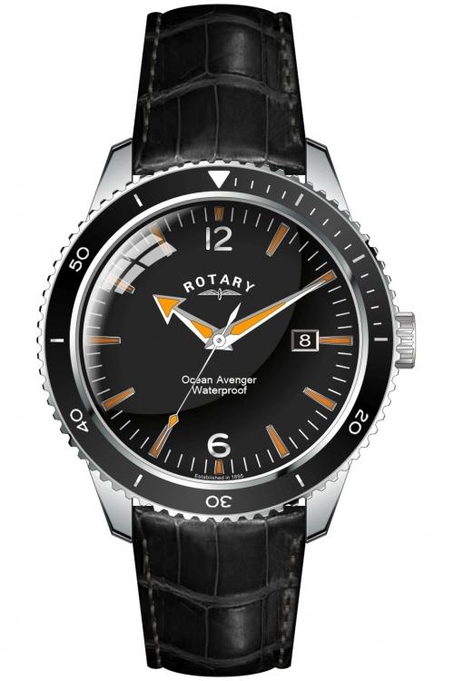 Mens Rotary Ocean Avenger Watch GS02694/04