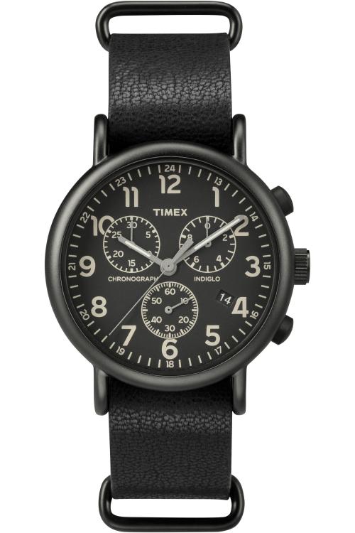 Mens Timex Originals Weekender Chronograph Watch TW2P62200