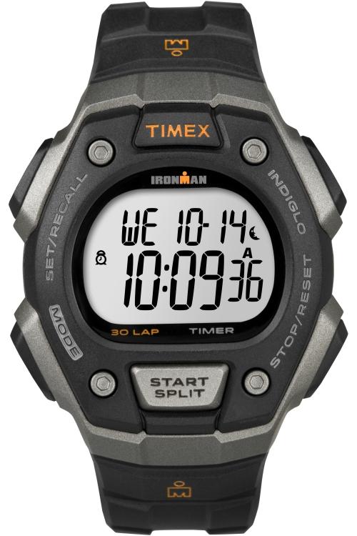 Mens Timex Ironman Classic 30 Alarm Chronograph Watch T5K821