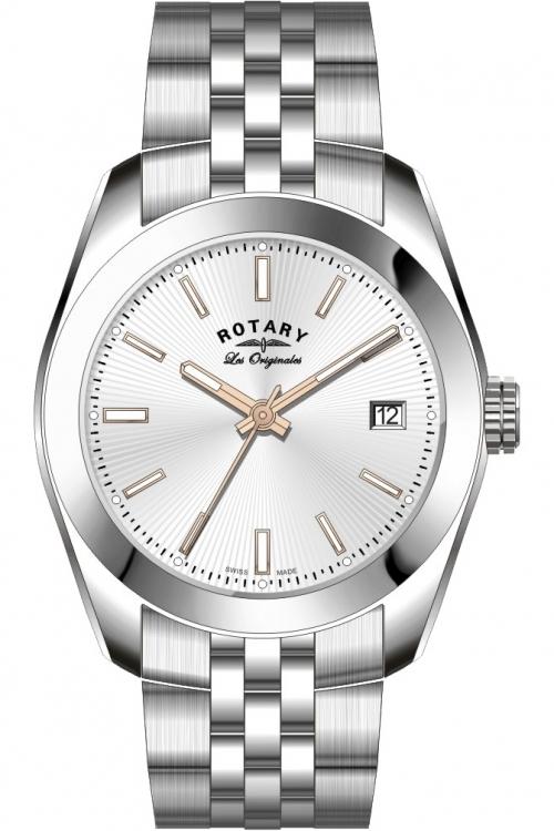 Mens Rotary Les Originales Lausanne Watch GB90110/06