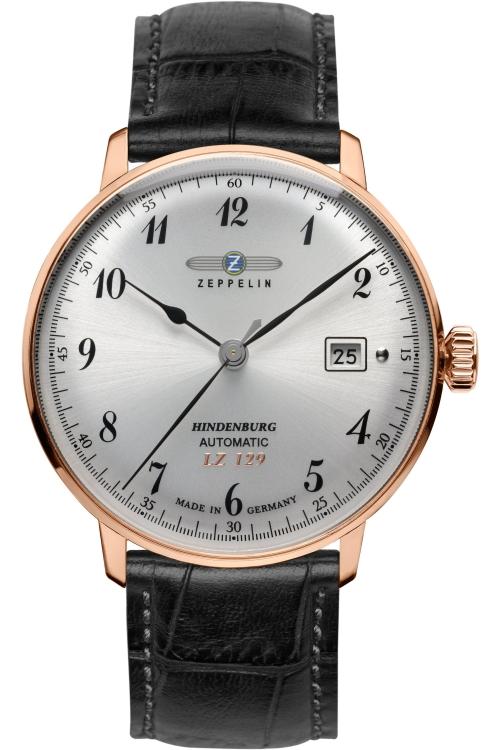 Mens Zeppelin Hindenburg Automatic Watch 7068-1