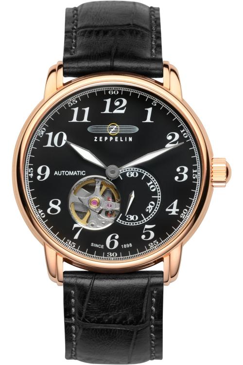 Mens Zeppelin LZ127 Graf Zeppelin Automatic Watch 7668-2