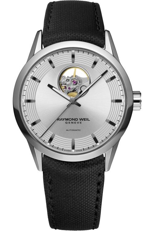 Mens Raymond Weil Freelancer BRIT Awards 2015 Limited Edition Automatic Watch 2710-STC-BRT15