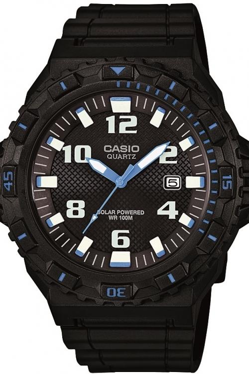 Mens Casio Sports Solar Powered Watch MRW-S300H-1B2VEF