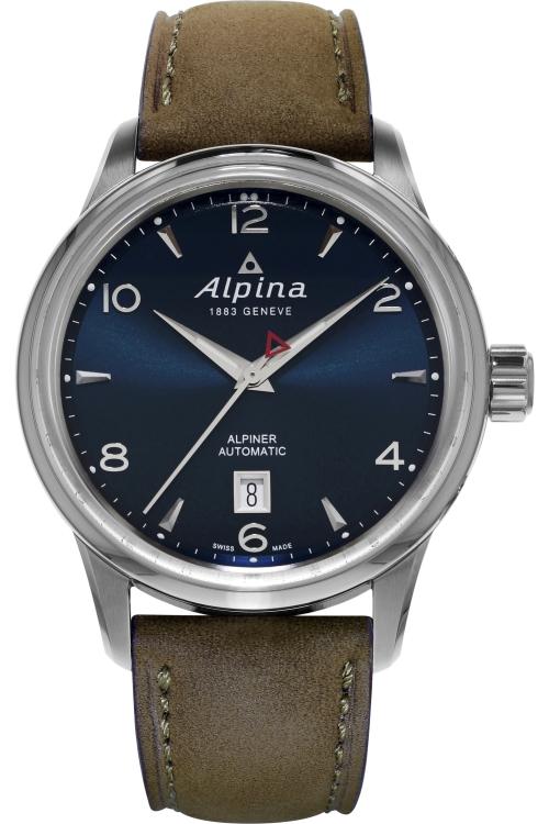 Mens Alpina Alpiner Automatic Watch AL-525N4E6
